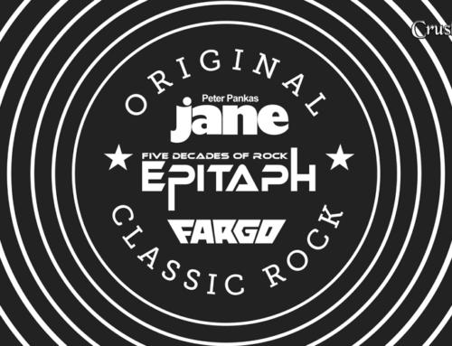 JANE, EPITAPH & FARGO Tournee