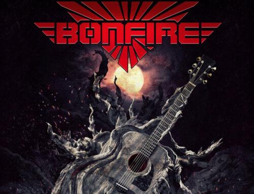 BONFIRE mit neuem Album und Konzerttermin